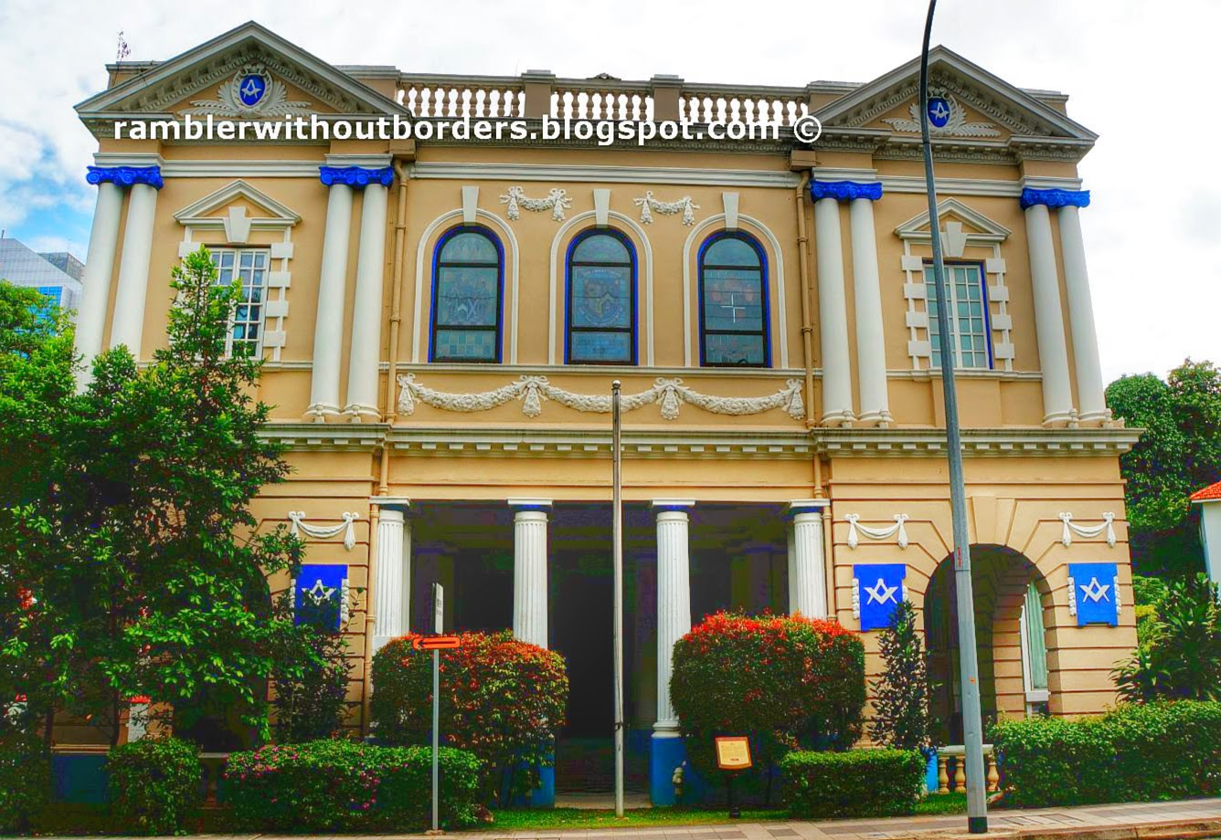 Singapore Masonic Lodge