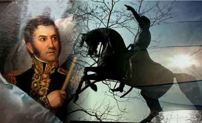 Tendrá lugar una misa en homenaje al nacimiento del General José de San Martín