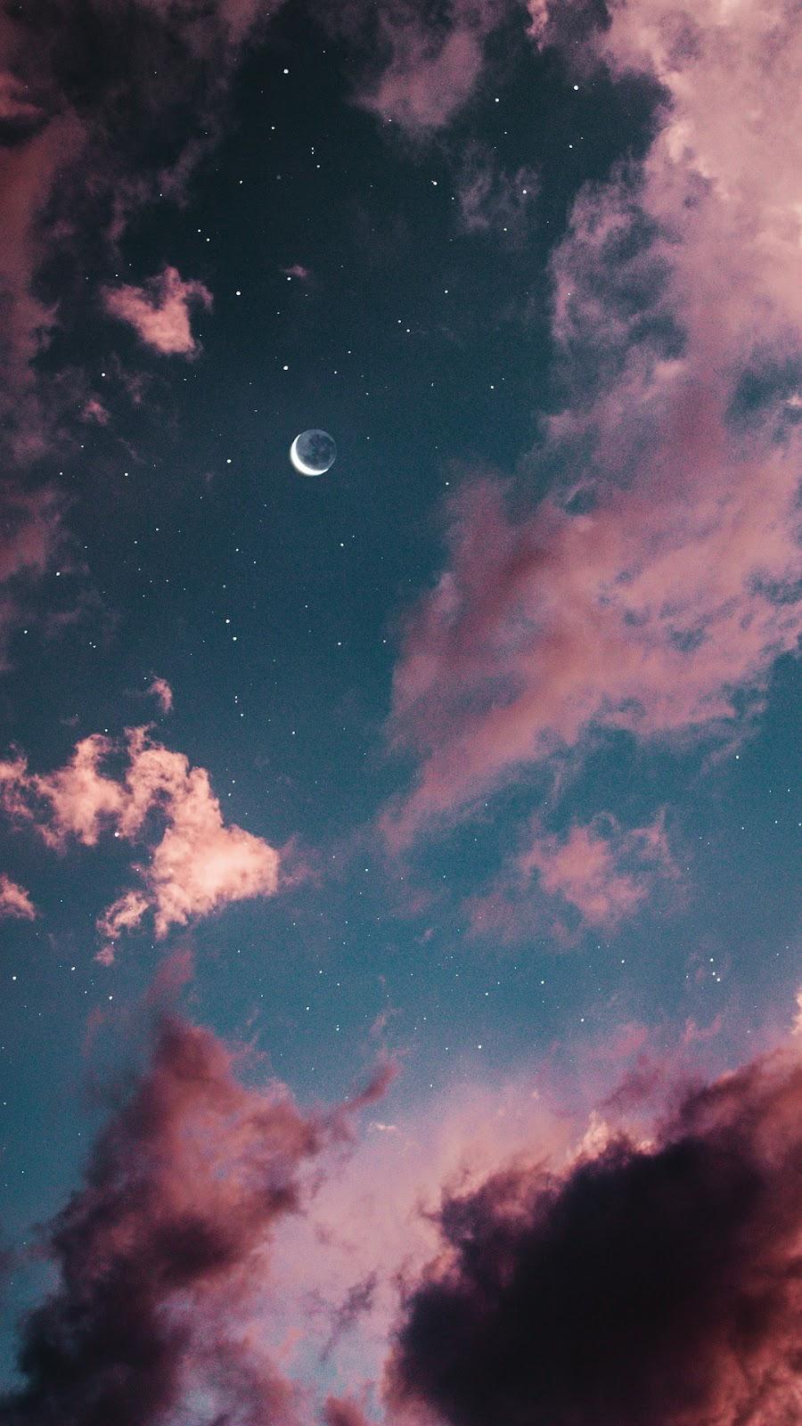 Đêm trăng khuyết tuyệt đẹp
