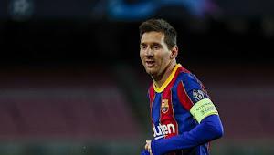 Kabar Baik! Messi Dinginkan Spekulasi Kepindahannya dari Barcelona