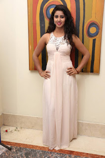 Pavani Stills in Sleeveless Long Dress | ~ Bollywood and South Indian Cinema Actress Exclusive Picture Galleries