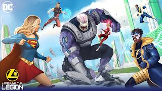 Long Live the Legion now at DC Universe Online