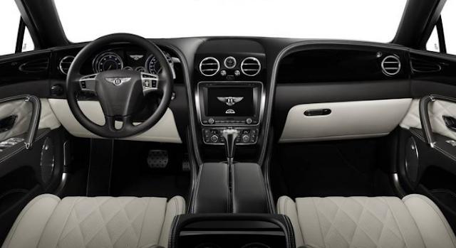 2017 Bentley Flying Spur V8 S Interior