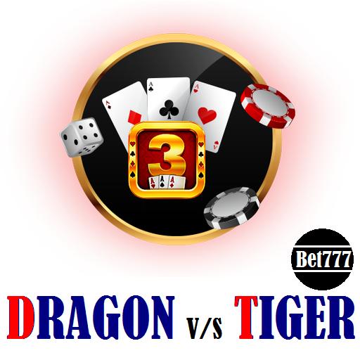 Bet777 - Dragon vs Tiger Real Cash Game
