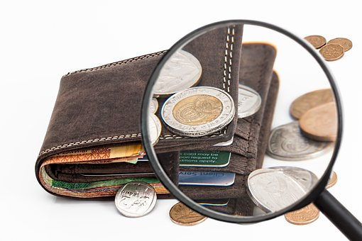 dompet, uang, rejeki, gambar dompet, gambar dompet banyak uang