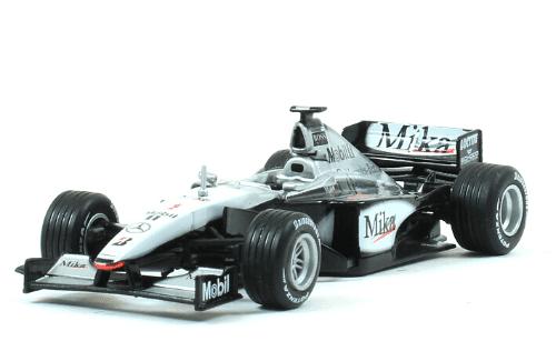 McLaren MP4/14 1999 Mika Hakkinen f1 the car collection