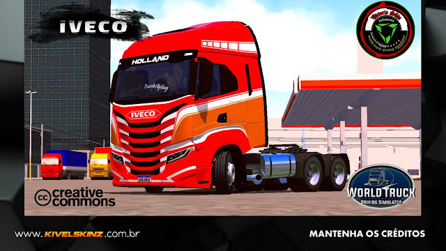 IVECO S-WAY - PETER WOUTERS