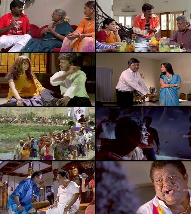 Muni 2007 Dual Audio Hindi 480p HDTV 450mb