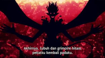 Black Clover Episode 115 Subtitle Indonesia