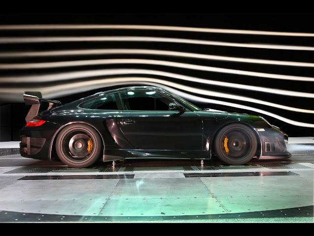apa itu aerodinamic drag pada mobil