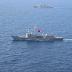 Τουρκικά πολεμικά πλοία ανοικτά της Λιβύης ετοιμάζονται για πρόκληση στην Α. Μεσόγειο