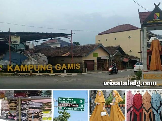 Kampung Gamis, Sentra Produk Busana Muslimah di Soreang Kabupaten Bandung