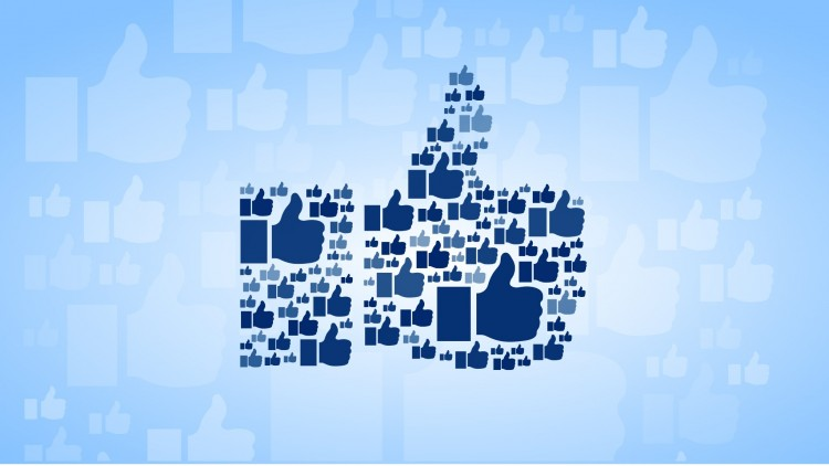 how to get web design work on facebook