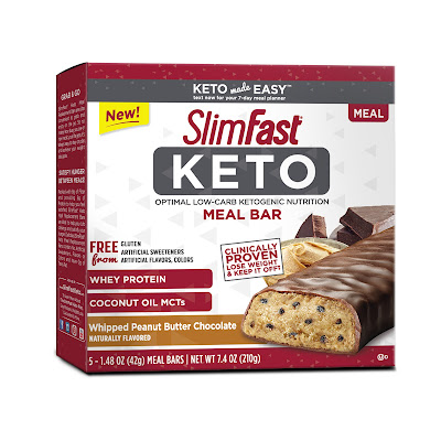 Road Warrior Athletics SlimFast Keto Bars