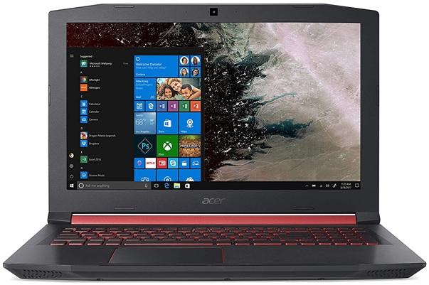 ▷[Análisis] Acer Nitro 5 AN515-52, un portátil Core i7 con gráfica dedicada perfecto para presupuestos ajustados