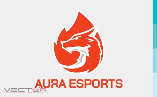 AURA Esports Logo - Download Vector File SVG (Scalable Vector Graphics)