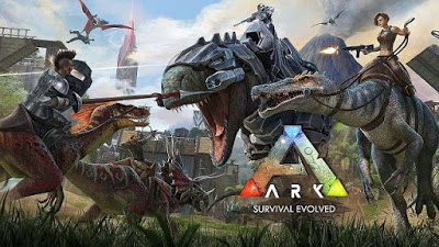 ARK Survival Evolved MOD APK+DATA OFFLINE