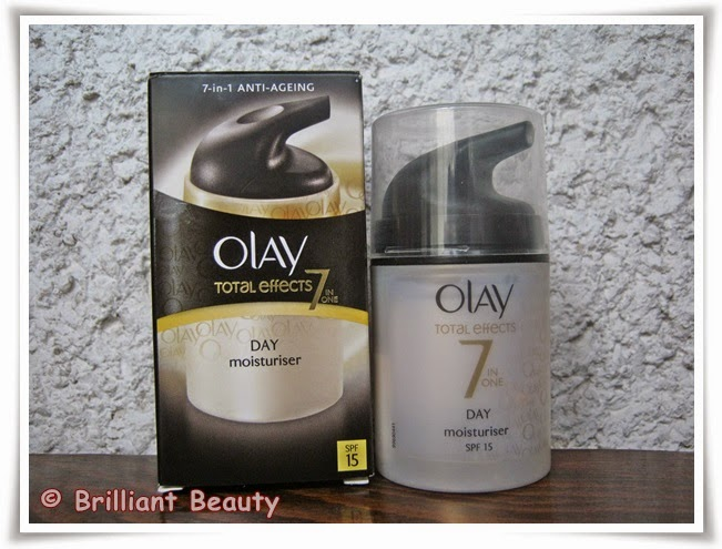 crema hidratanta de zi Olay Total Effects