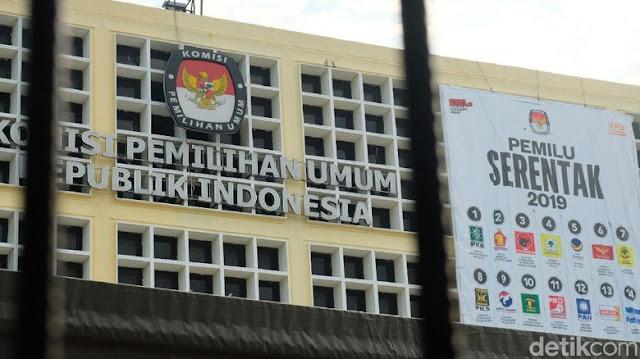 Rekap Suara Pilpres di 26 Provinsi Rampung, Jokowi-Ma'ruf Unggul 19,48 Juta Suara