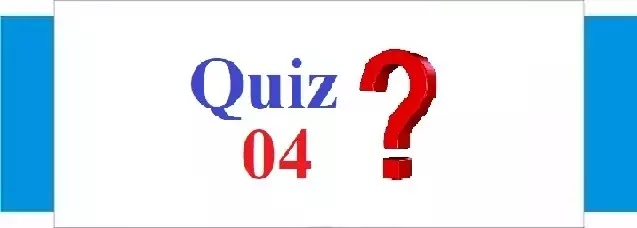 GK Question for Competitive Exam Quiz - 04