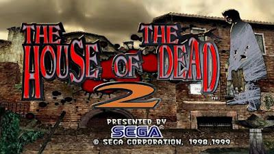 تحميل لعبة بيت الرعب House Of The Dead للكمبيوتر