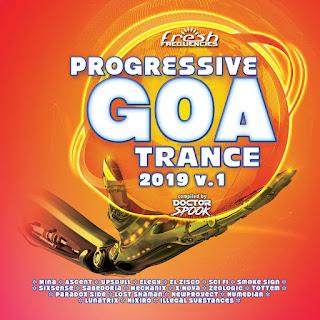 Various Artists - Progressive Goa Trance 2019, Vol. 1 [iTunes Plus AAC M4A]