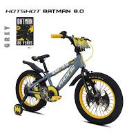 sepeda anak pacific batman