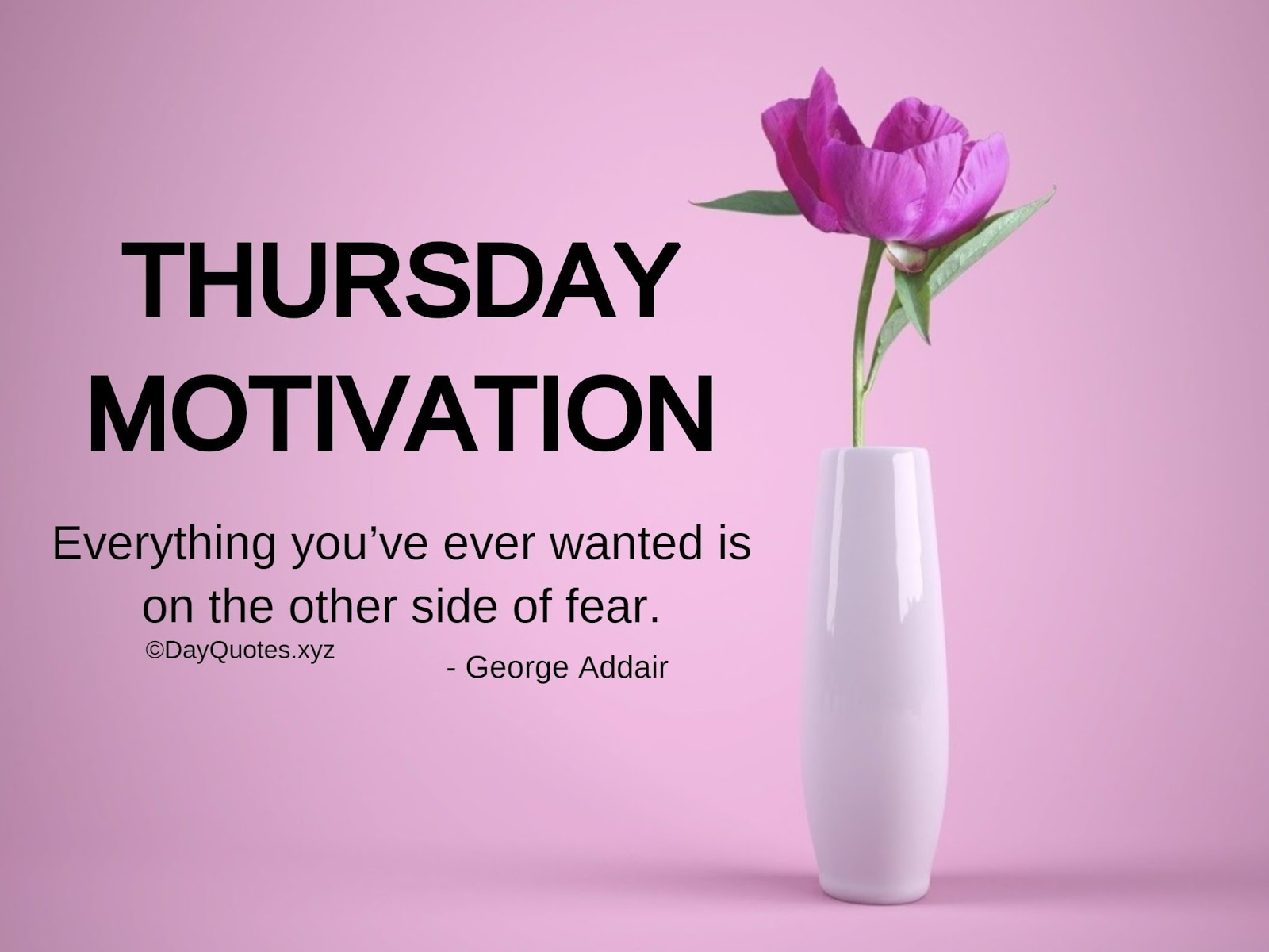 Motivational Thursday Quotes To Be Motivated & To Get Inspired