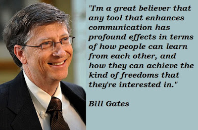 Computer Quotes By Bill Gates