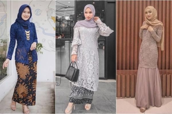 Baju Kondangan Hijab
