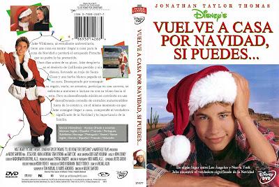Carátula dvd de la película