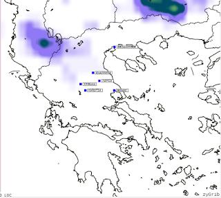 1 - Τους 31 βαθμούς θα αγγίξει το θερμόμετρο στη Θεσσαλία