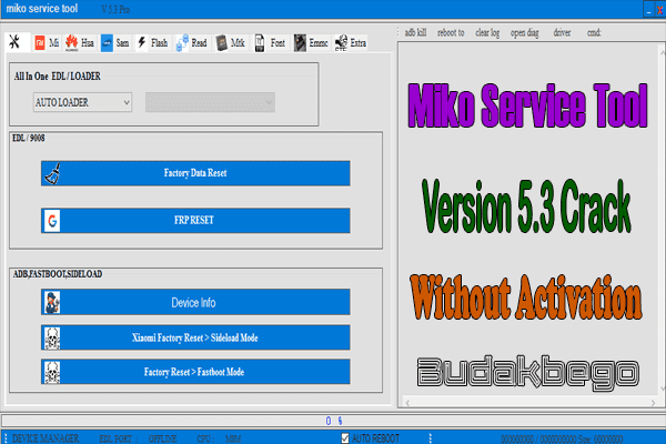 Miko Service Tool 5.3 Crack Without Activation (Working All)