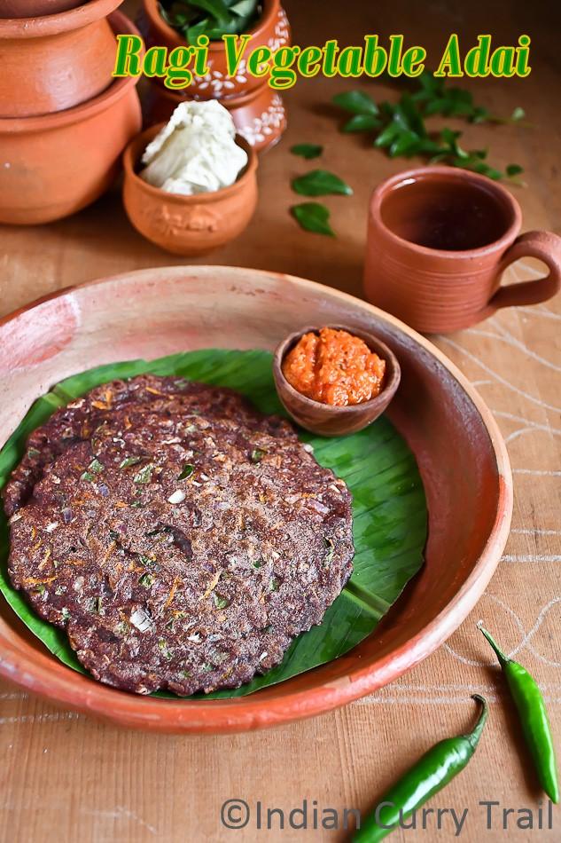 Ragi-Vegetable-Adai-3
