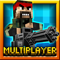 Pixel Fury: Multiplayer in 3D Mod Apk