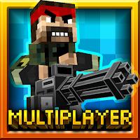 Pixel Fury: Multiplayer in 3D Mod Apk