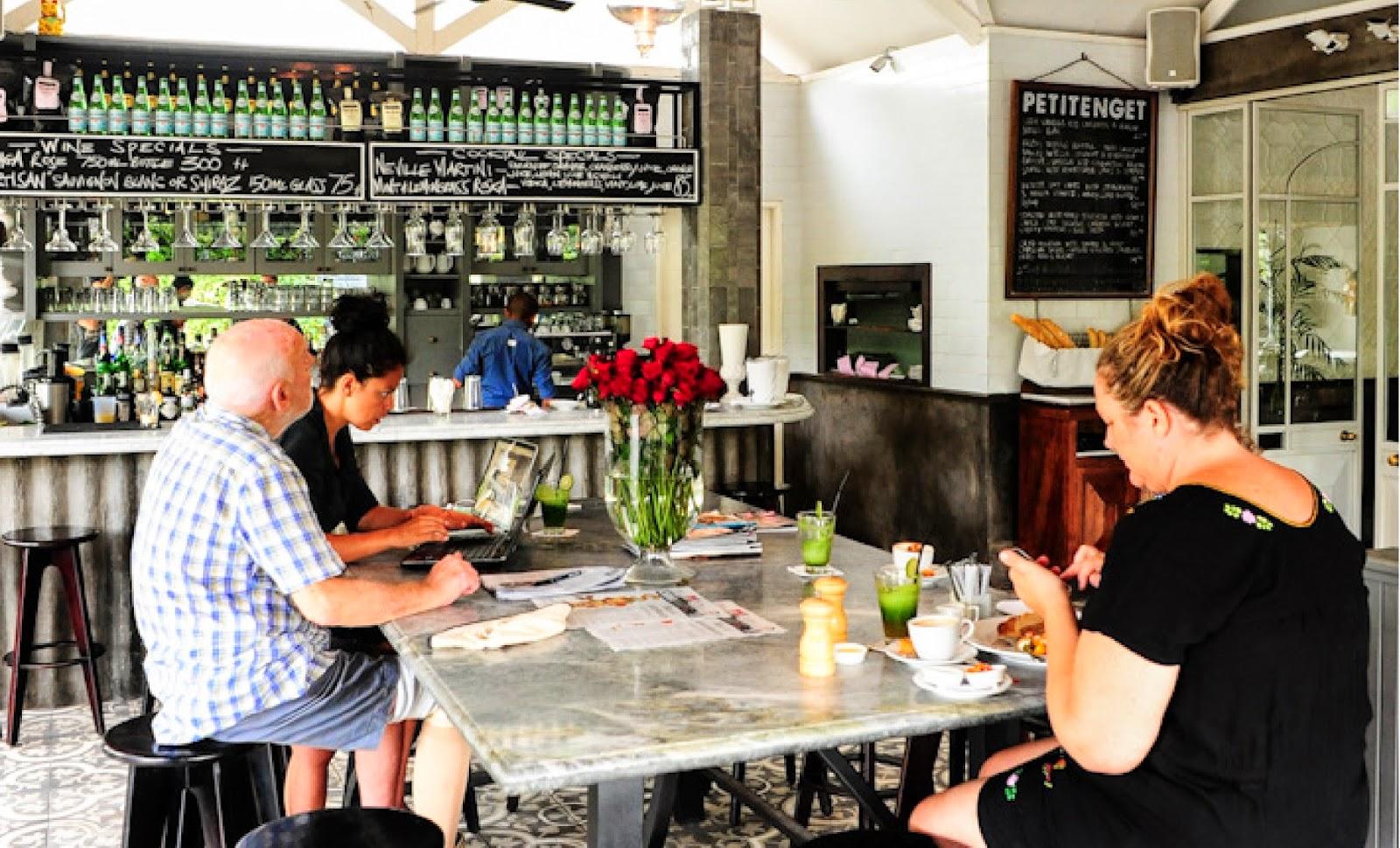 Bali Indonesian restaurant pork ribs beautiful interior inspiration