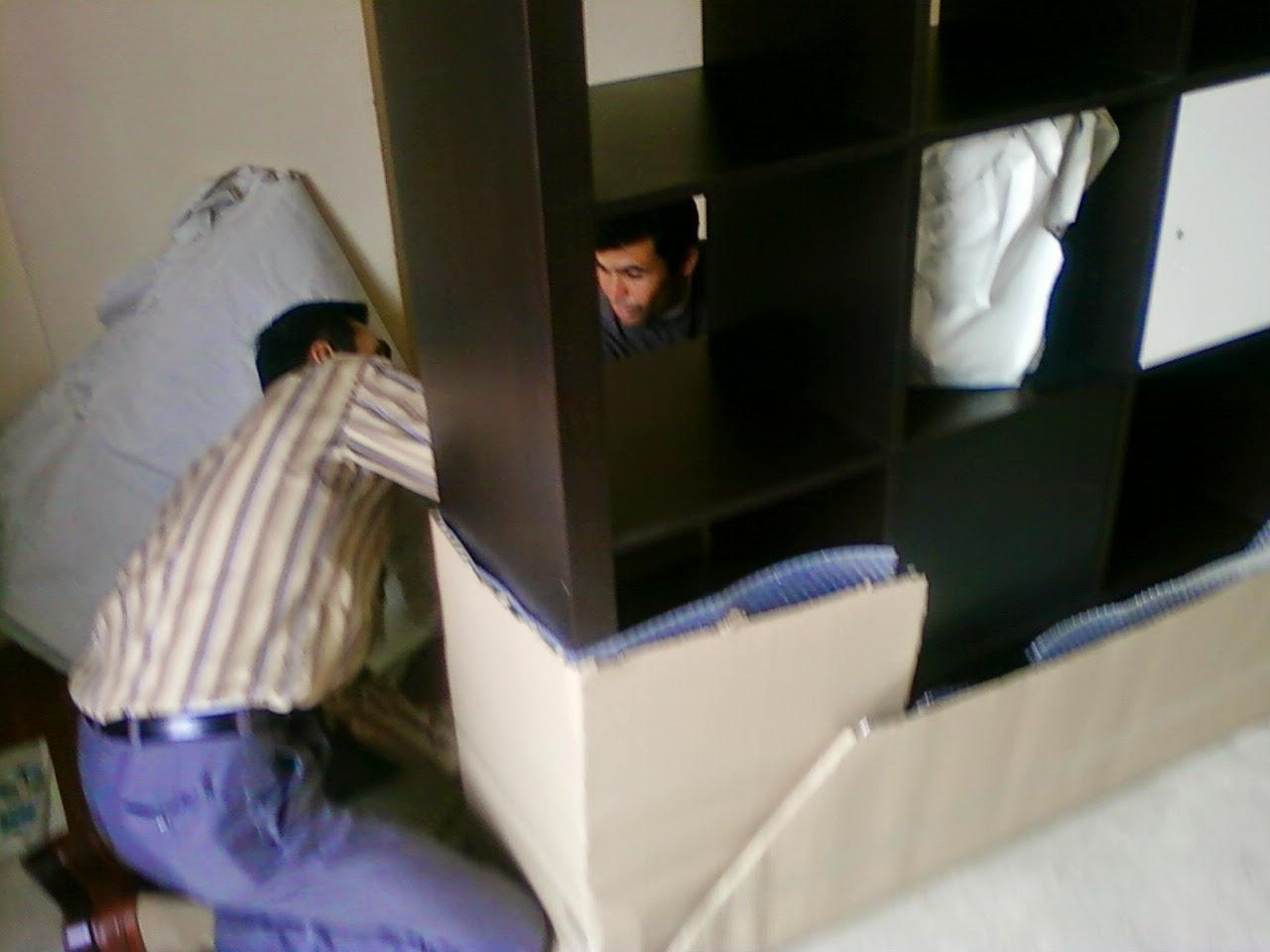 Mobilyalar Nasıl Paketlenir