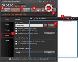 تنزيل برنامج   لتسجيل فيديو من شاشه الكمبيوتر