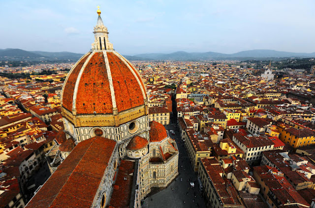 Feriados em Florença na Itália em 2018