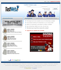 50 Plus Finance: Need Help Paying For College, Try FastWeb