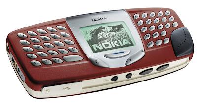 A weird looking Nokia 5510