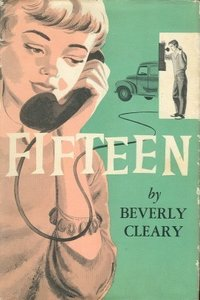 cover for Fifteen by Beverly Cleary