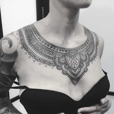 Tatuajes en el Pecho