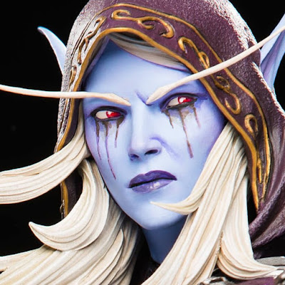 Sylvanas da World of Warcraft della Blizzard Collectibles