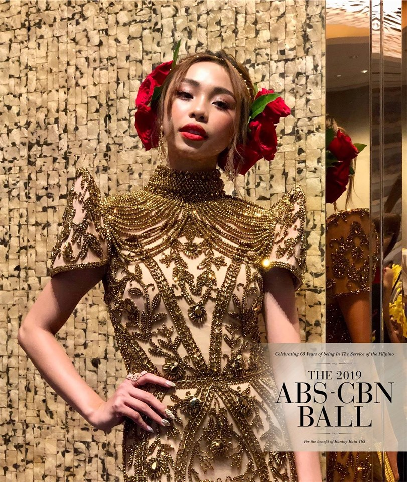 maymay ABS-CBN Ball 2019