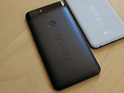 Smartphone Paling Top di Seluruh Dunia - Nexus 5P