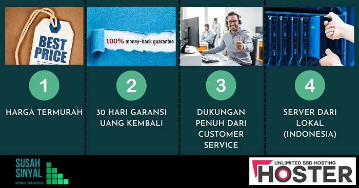 Memilih Hosting di Hoster.co.id