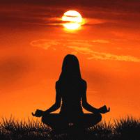 Meditação, exercício espiritual