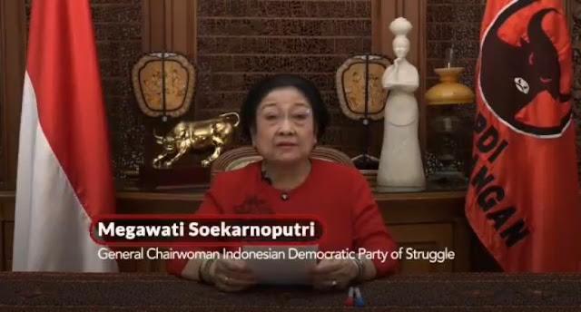 Ucapkan Selamat 1 Abad Partai Komunis China, Megawati: Semoga Hubungan Persahabatan Tetap Abadi